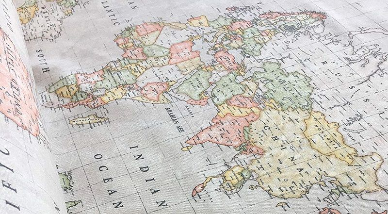 comprar tela mapa metraje metros